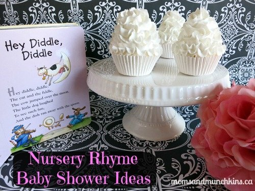 Nursery Rhyme Invitation Wording