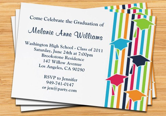 House Graduation Invitations Templates – Graduation Invitations Templates 2011