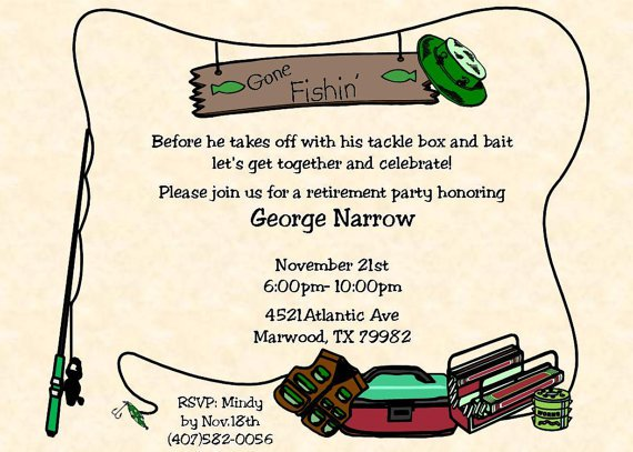 Open House Party Invitations Wording