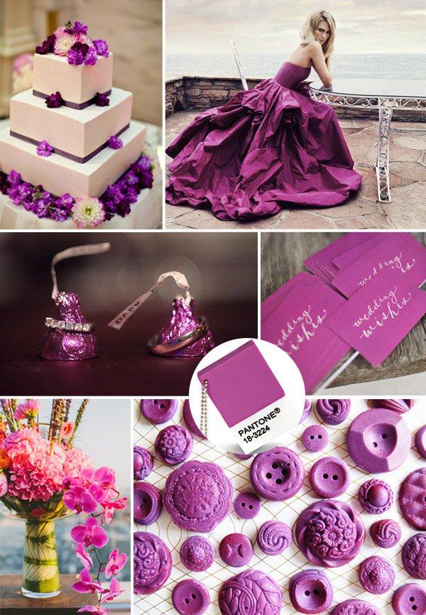 Orchid Wedding Invitations Ideas