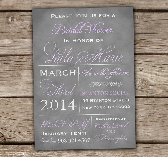 Outdoors Rustic Couples Shower Invitations