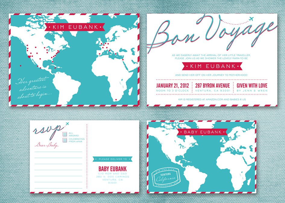 Paper Custom Invitations