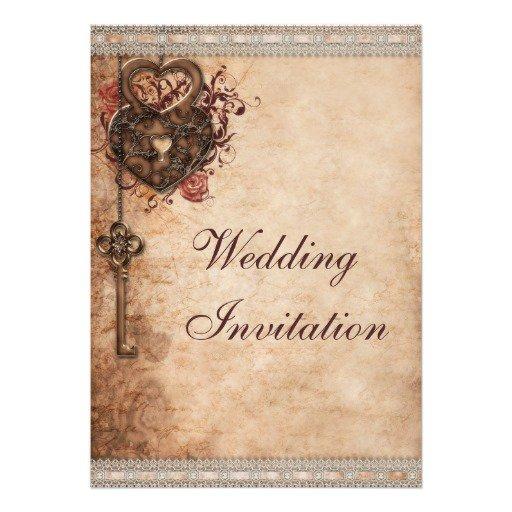 Paper Heart Custom Invitations
