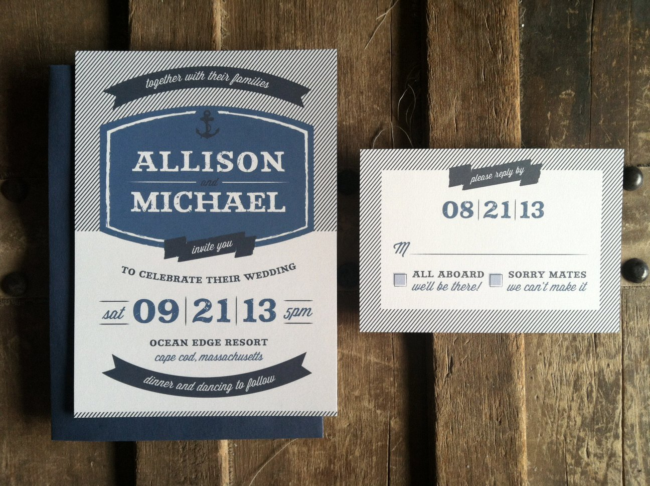 Paper Source Custom Invitations