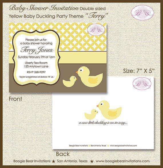 Paperless Baby Shower Invitations