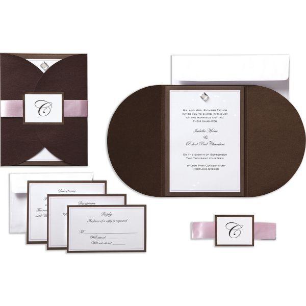 Party City Wedding Invitation Kits