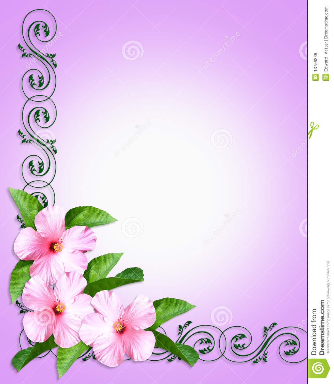 Party Invitation Background Images