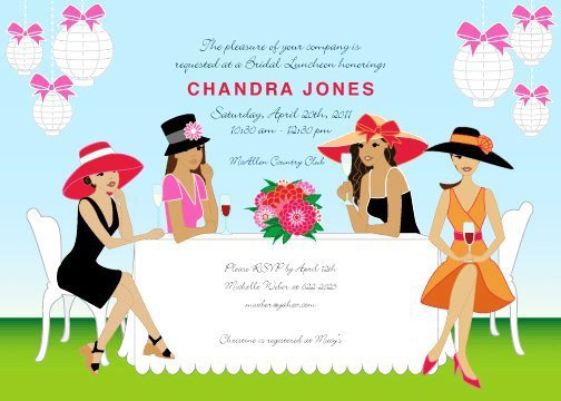 Party Invitation Funny Quotes