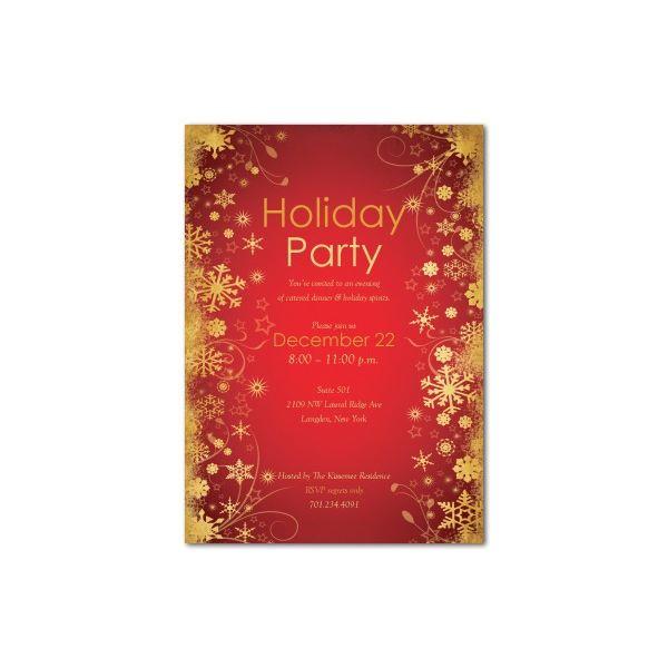 Party Invitation Templates Mac