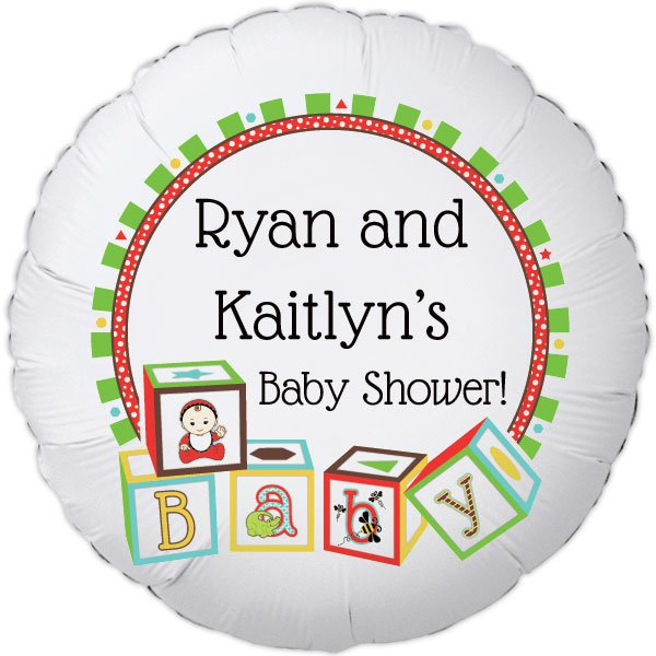 Personalized 1st Birthday Picture Invitations