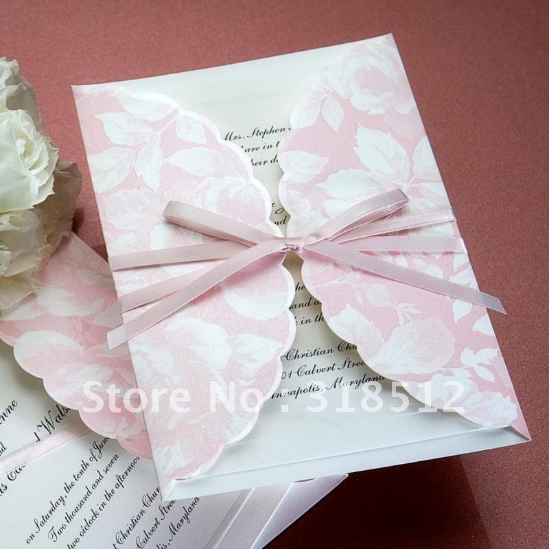 Personalized Wedding Invitations Cards
