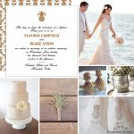 Pineapple Shaped Invitations