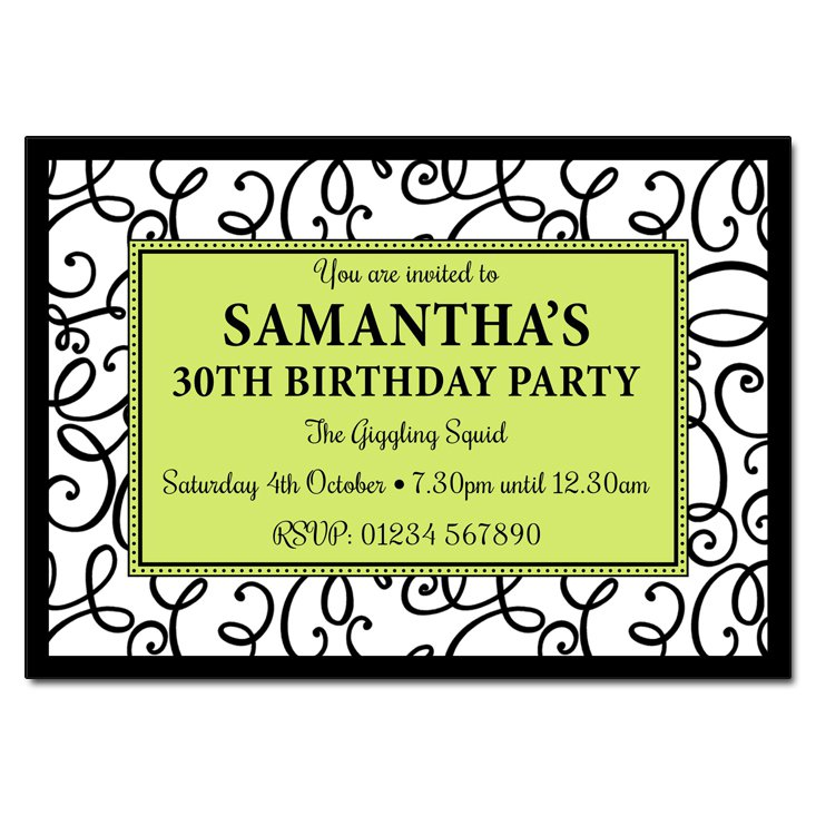Pink And Green Wedding Invitations Uk