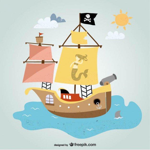 Pirate Invitations Free Downloads