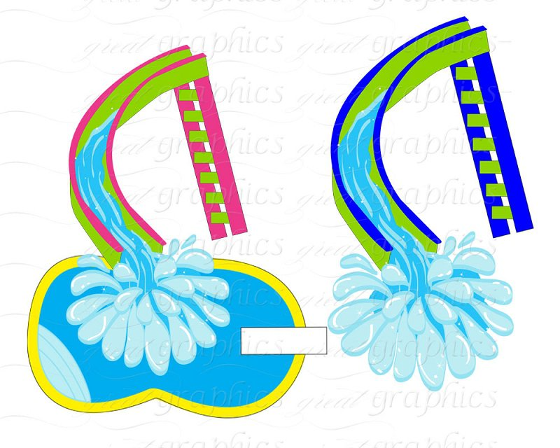Pool Party Pictures Clip Art Free
