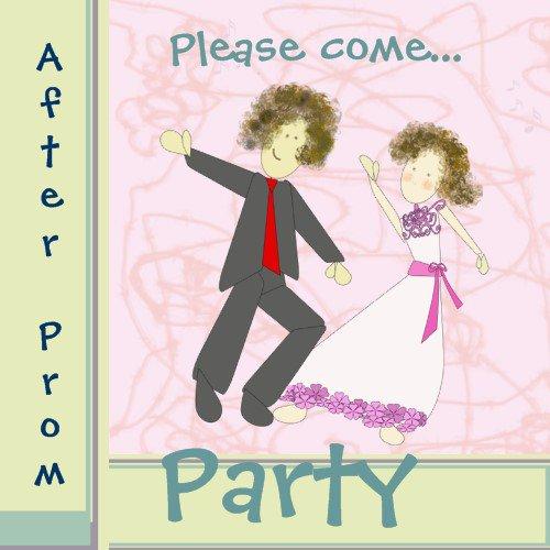 Pre- Prom Invitations