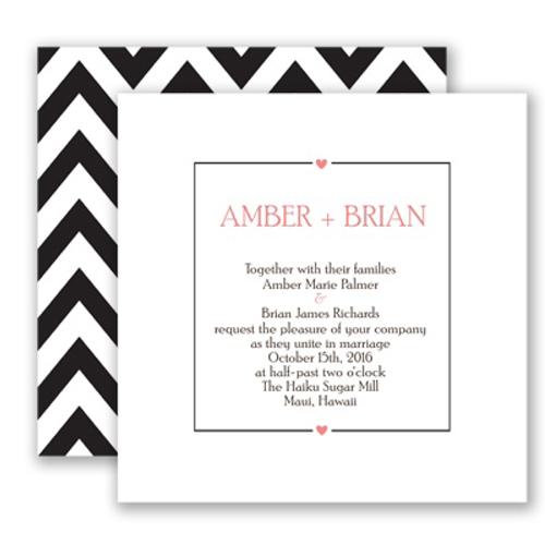Pretty Wedding Invitations Designs