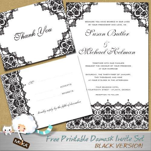 Princess Invitations Printable Templates