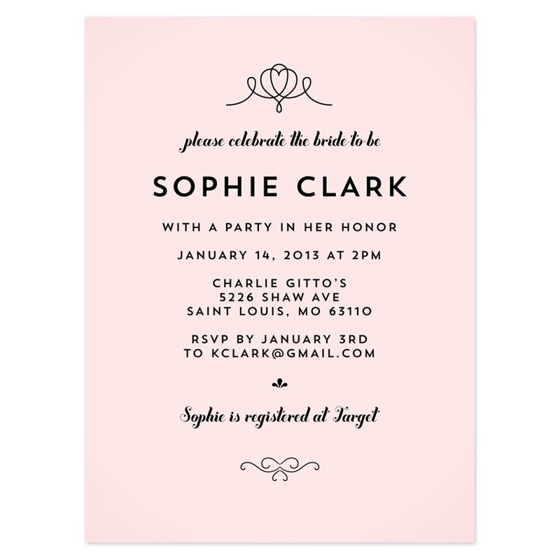 Print Wedding Invitations At Home Free