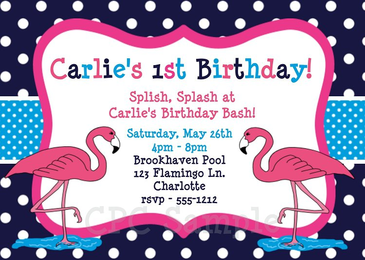 Printable Party Invitations Us Navy