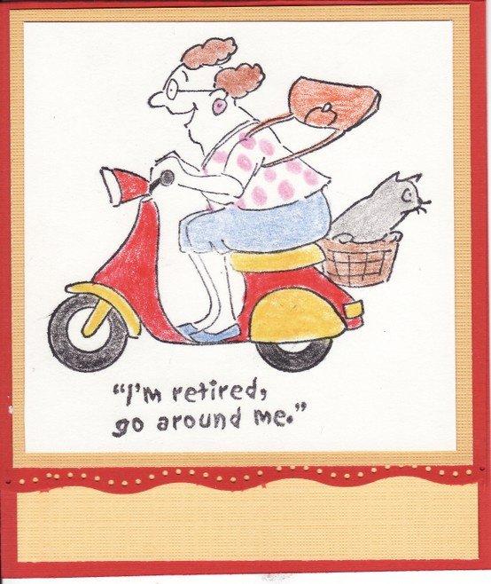 Printable Retirement For Women