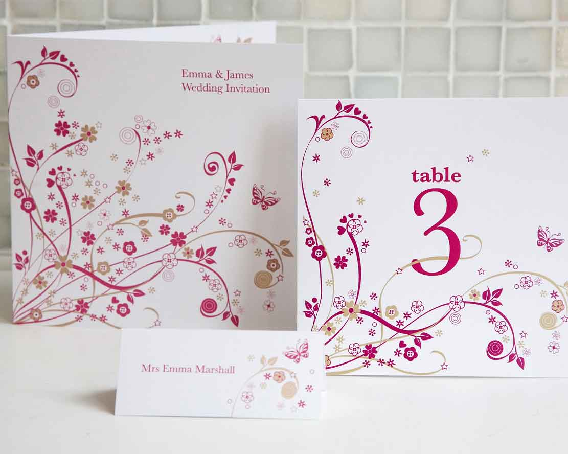Printing Wedding Invitations At Home