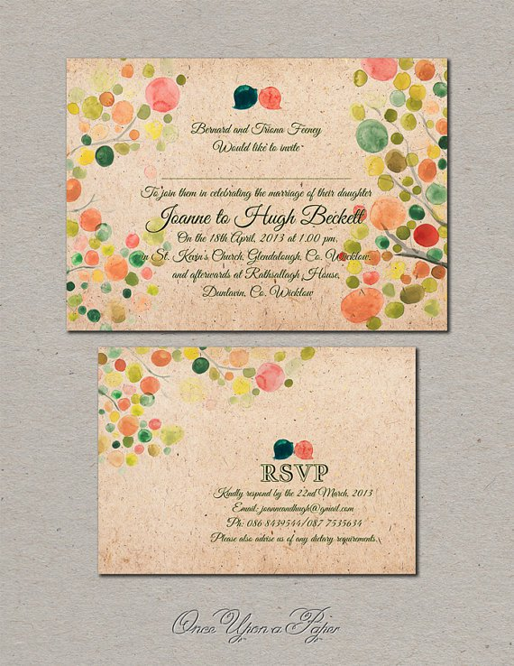 Professional Printer For Invitations