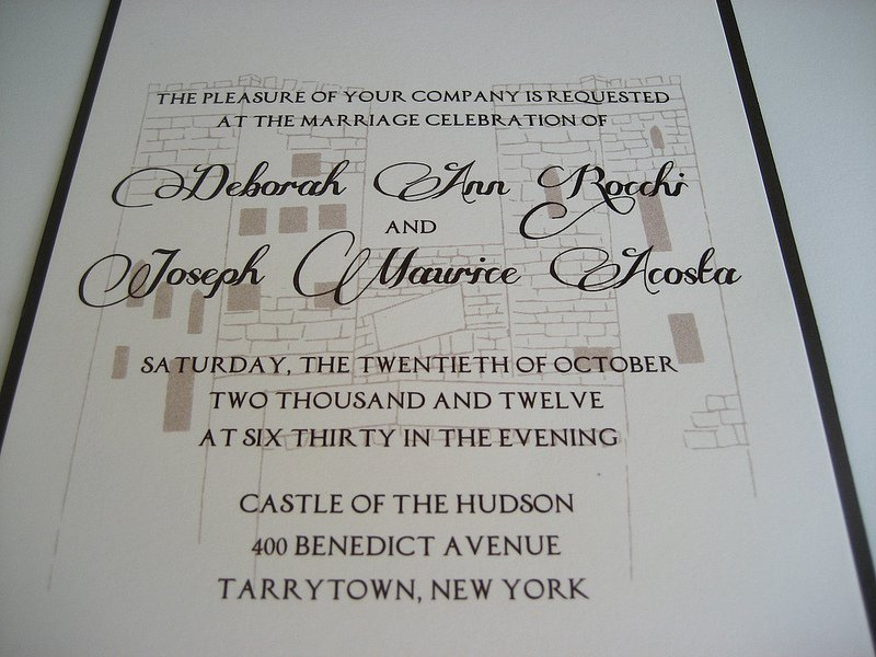 Professional Printer For Wedding Invitations