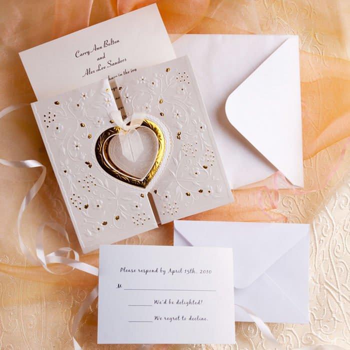 Purple And Gold Wedding Invitations Cheap