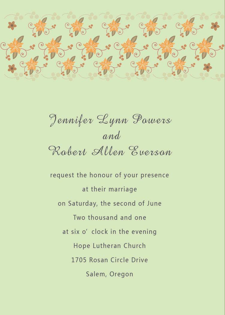 Quotes To Put On Back Of Wedding Invitations