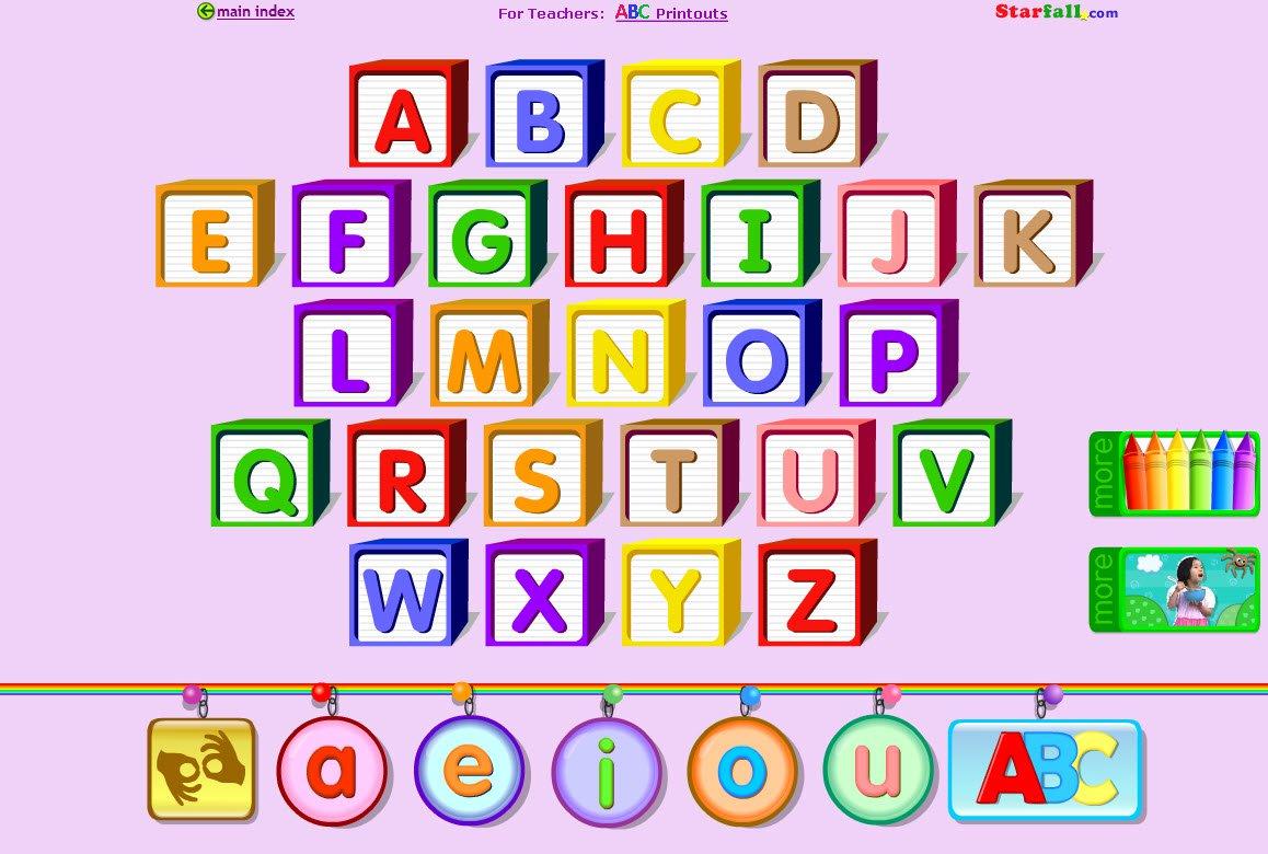 R Words For Kindergarten