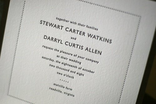 Reception Invitation Wording With Cocktail Hour