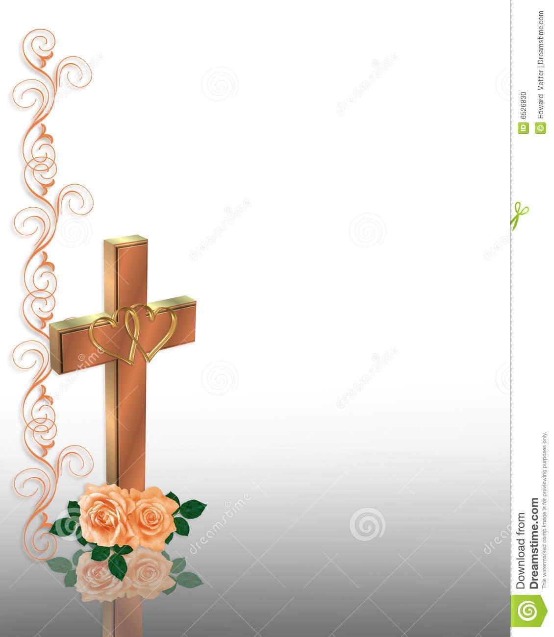 Religious Invitations Templates