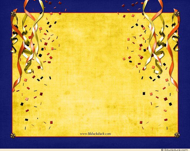 Retirement Party Invitation Backgrounds