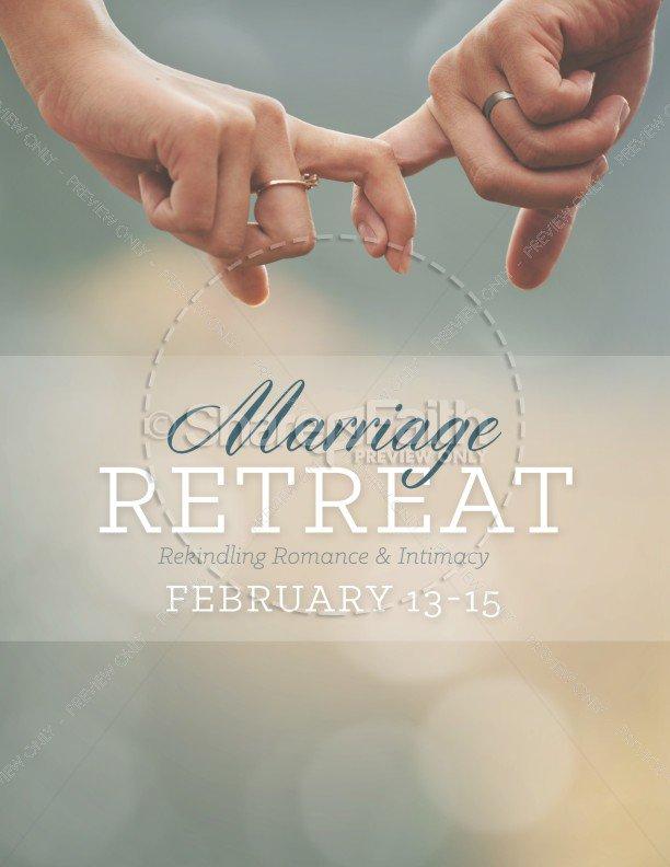 Retreat Invitation Templates