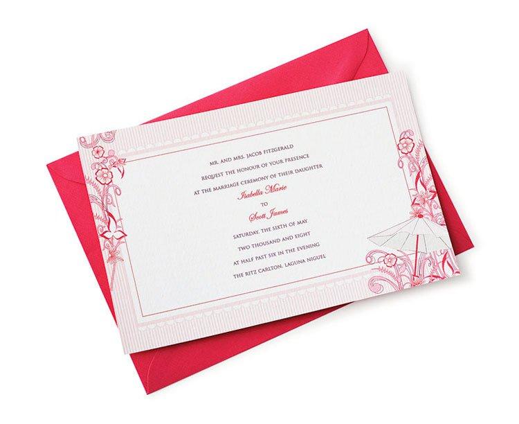 Romantic Invitation Wording For Wedding