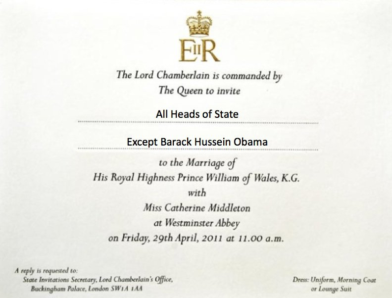 Royal King Invitations