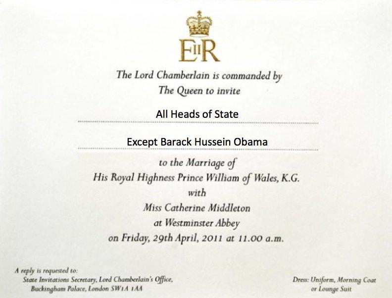 Royal King Invitations