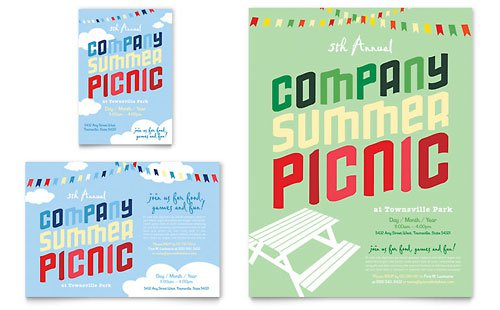 Sample Company Picnic Invitation Wording