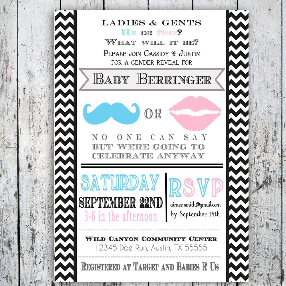sample jewelry party invitation