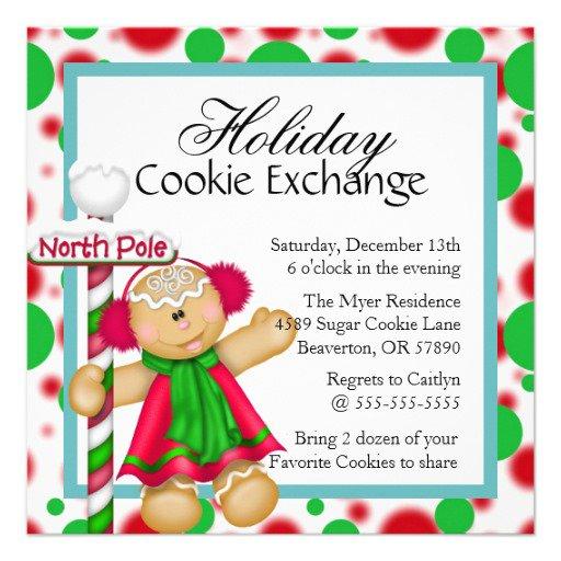 Secret Santa Invitation