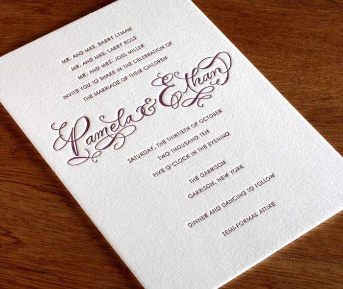 Semi formal wedding invitation wording for Wedding invitation wording semi formal attire