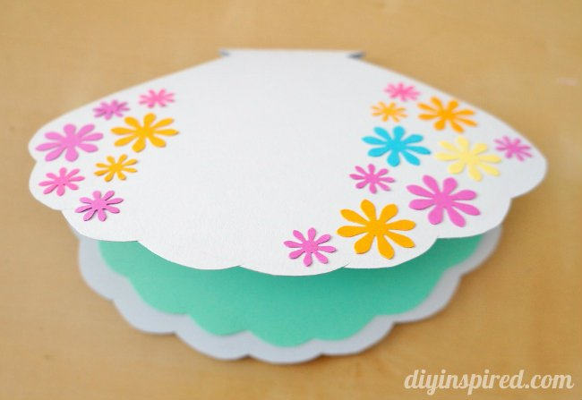Shell Invitations