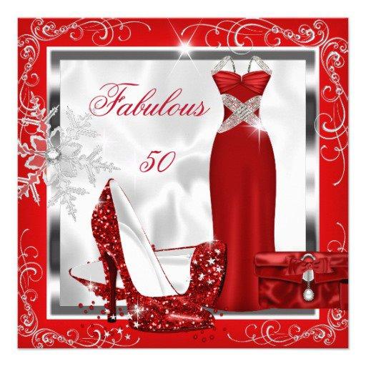 Shoe Invitations Heels