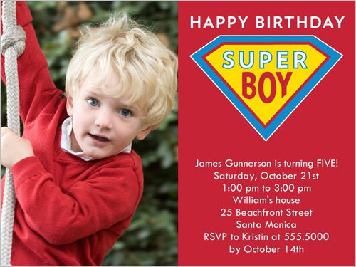 Shutterfly Birthday Invitations Front And Back