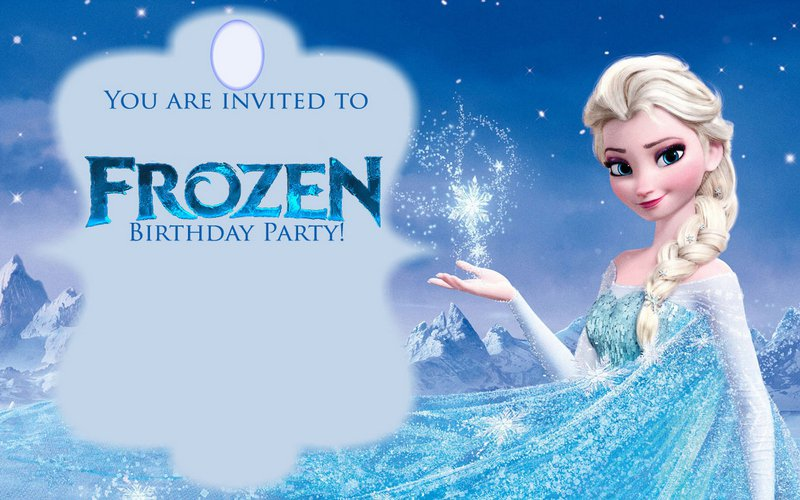 Simple Birthday Invitations