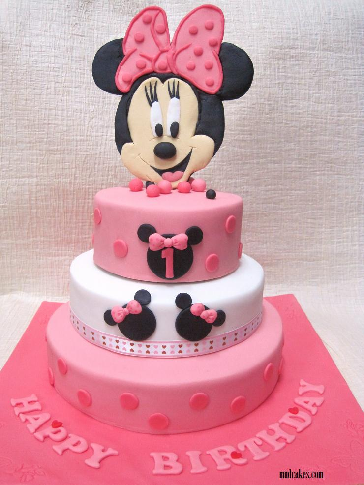 Simple Minnie Mouse Party Ideas