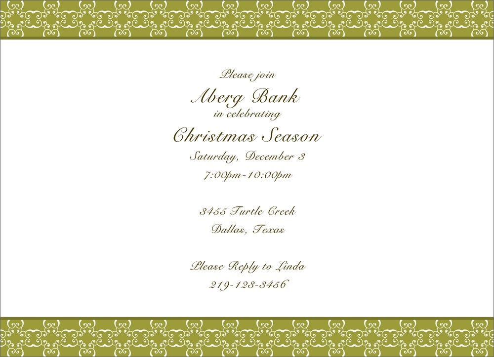 Simple Party Invitations Uk
