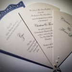 Spanish Fan Wedding Invitations
