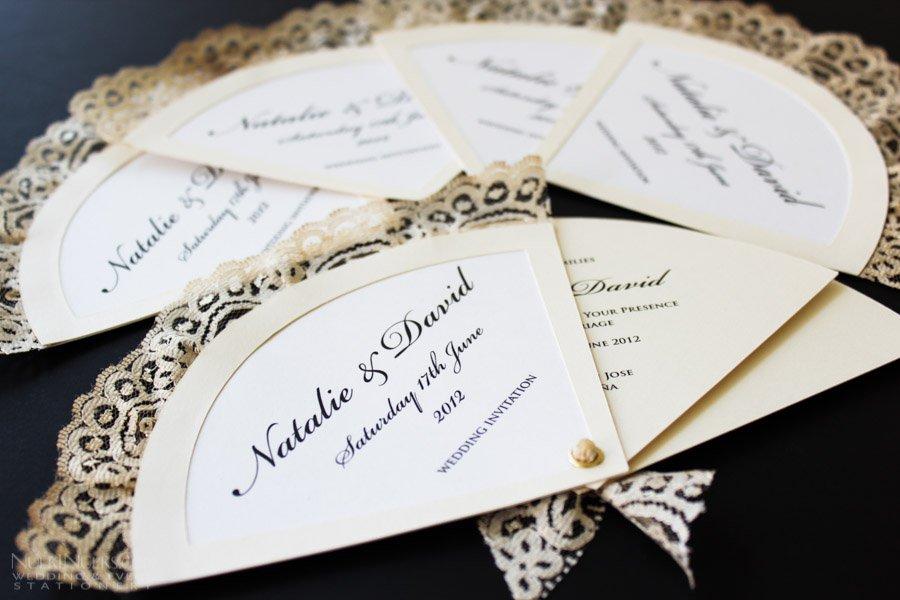 Spanish Style Wedding Invitations Uk